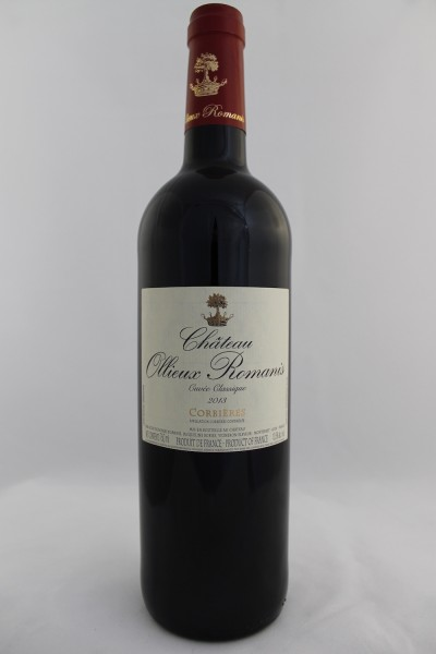 Chateau Ollieux Romanis