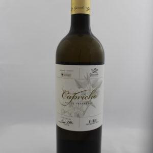Gancedo Capricho Val de Paxarinas Godello