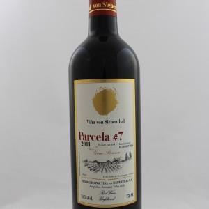 Vina von Siebenthal Parcela No 7