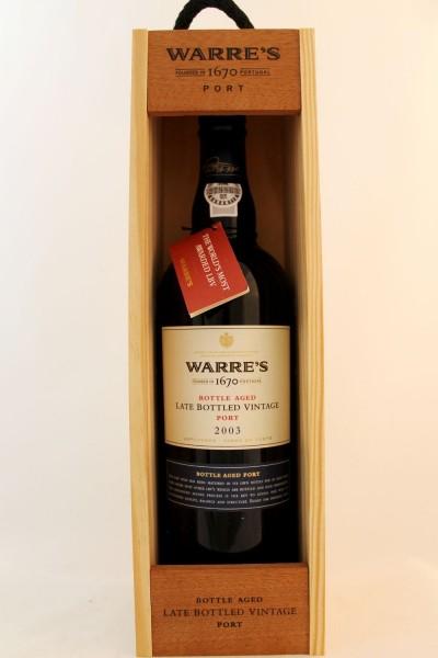 Warres LBV 2003