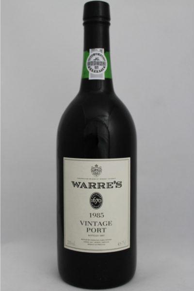 Warres 85